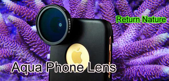 Aqua Phone Lens