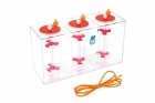Dosing Reservoir Liquid Box 3Room(4.5Litres Version 2) UK_Delivery