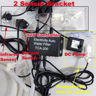 Triple Sensor Electrontic DC Auto Water Filler