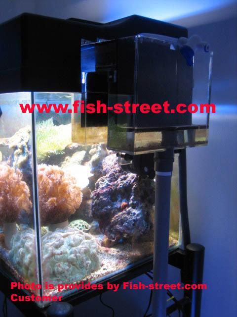 Aquarium overflow box jb300 for Jb tropical fish