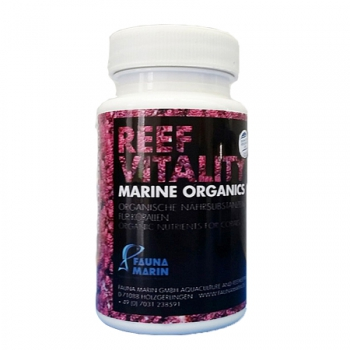 Fauna Marin Reef Vitality Marine Organics organic nurients for corals growth booster & color enhancer