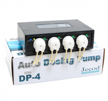 Jebao Auto Dosing Pump DP-4 (USA California Warehouse)