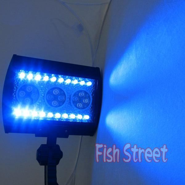 40w cree led lampe haqos mit controller optik linse ebay. Black Bedroom Furniture Sets. Home Design Ideas