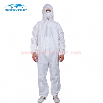 Disposable Elastic Wrist, Bootie andCoverall Suit Protection Cloths
