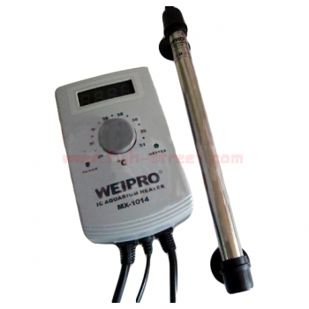 Weipro MX1014 1000W Duel LCD Heater