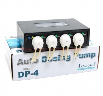 Jebao Auto Dosing Pump DP-4 (USA California Warehouse)