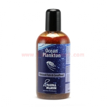 Fauna Marin Ocean Plankton quality food for fish and corals