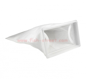 "Rectangle Replacement Pre Filter Sock for Aquarium Tank 4""inch"
