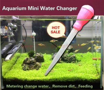 Aquarium Small Coral Fish Plants Feeder