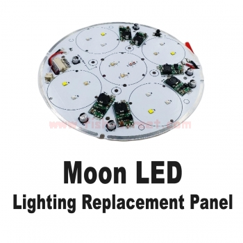 Coral Box Moon LED Replacement Kits