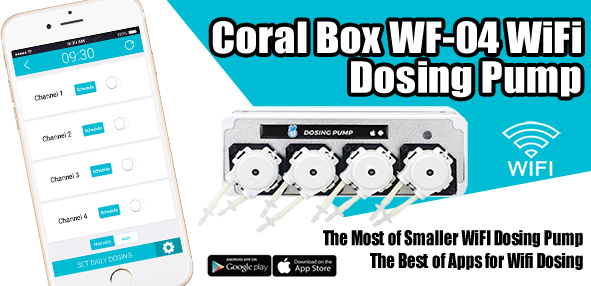 Coral Box WF04 Dosing Pump