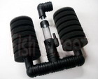 Bio Sponge Filter for Aquarium Tank (Double)