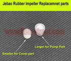 Jebao Rubber Impeller Replacement Kits