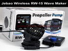 Jebao Wireless RW-15/PP-15 Wave Maker (USA California Warehouse)