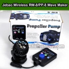 Jebao Wireless RW-8 Wave Maker UK Delivery/ PP-8  Wave Maker